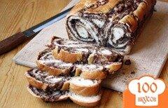 Фото рецепта: «Сладкий хлеб Повитица»