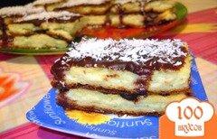 Фото рецепта: «Десерт «Суфле с шоколадом»»