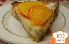 Фото рецепта: «Торт с хурмой.»