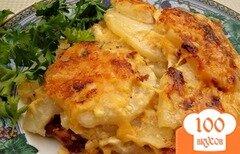 Фото рецепта: «Мясо по-французски в мультиварке»