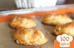 Фото рецепта: «Пирожки с яблоками»