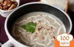 Фото рецепта: «Крем-суп из шампиньонов»