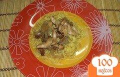 Фото рецепта: «Куриное филе по-китайски с рисом»