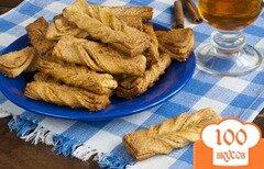 Фото рецепта: «Печенье с корицей»