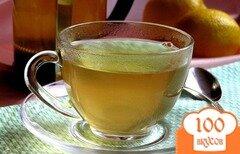 Фото рецепта: «Зеленый чай с водкой»