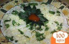 Фото рецепта: «Рис чесночный»