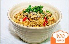 Фото рецепта: «Коричневый рис в мультиварке»