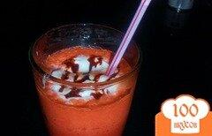 Фото рецепта: «Шоколадный напиток Красный бархат»