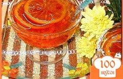 Фото рецепта: «Апельсиновое варенье»