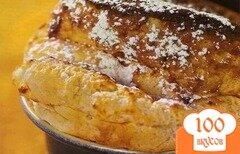Фото рецепта: «Банановое суфле»