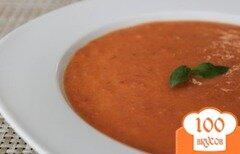 Фото рецепта: «Крем-суп из жареных помидор»