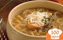 Фото рецепта: «Суп луковый по-болгарски»