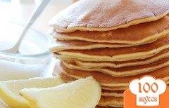 Фото рецепта: «Йогуртовые блины»