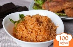 Фото рецепта: «Красный рис»