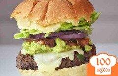 Фото рецепта: «Бобовые бургеры»