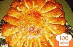 Фото рецепта: «Хлеб Солнышко»