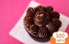 Фото рецепта: «Шоколадный ганаш для тортов»