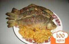 Фото рецепта: «Жареная рыбка»