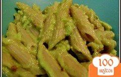 Фото рецепта: «Паста в соусе из авокадо»