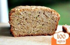Фото рецепта: «Хлеб из цуккини»