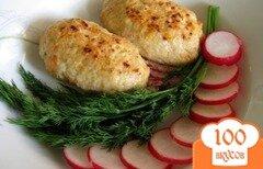 Фото рецепта: «Котлеты в духовке из говядины»