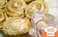"""Фото рецепта: «Печенье """"Розы""""»"""