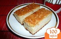 Фото рецепта: «Пирожок манно-овсяный»