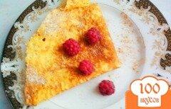 Фото рецепта: «Коричные блины»