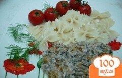 Фото рецепта: «Опята со сливками»