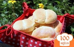 Фото рецепта: «Petit pain. Булочки-хлеб Петит»