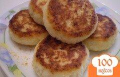 Фото рецепта: «Сырники с цедрой»