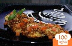 Фото рецепта: «Овощные драники»