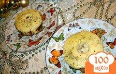 Фото рецепта: «Праздничная котлета с ананасом и сыром»