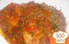 Фото рецепта: «Чахохбили (рагу из курицы)»