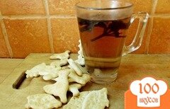 Фото рецепта: «Базиликовый горячий напиток»