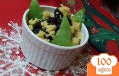 Фото рецепта: «Чернослив с грецкими орехами под белым шоколадом»
