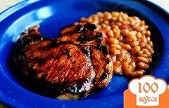 Фото рецепта: «Пряные свиные отбивные»