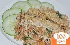 Фото рецепта: «Рис с яйцом по-тайски»