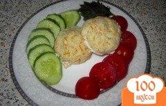 Фото рецепта: «Куриные котлеты с кабачками»