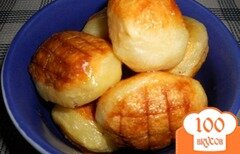 Фото рецепта: «Картошка отмороженная»