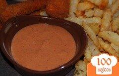 Фото рецепта: «Соус для картофеля фри»