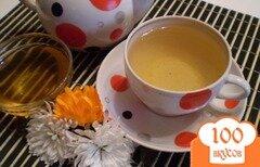 Фото рецепта: «Чай из шиповника и календулы»