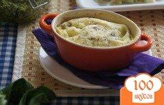 Фото рецепта: «Яйца по-флорентийски»