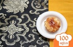 Фото рецепта: «Мини печенье с яблоками»