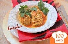 Фото рецепта: «Тосканские рулады или голубцы по-итальянски»
