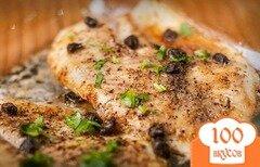 Фото рецепта: «Филе тилапии в духовке»