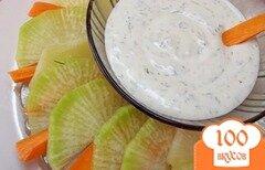 Фото рецепта: «Йогуртовый дип»