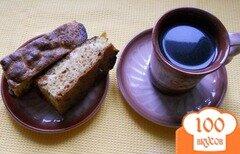 Фото рецепта: «Пирог на киселе с изюмом и курагой»