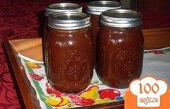 Фото рецепта: «Яблочный соус для барбекю»