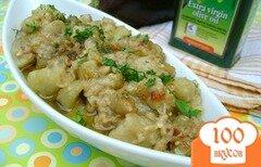 Фото рецепта: «Баклажаны а-ля грибы»